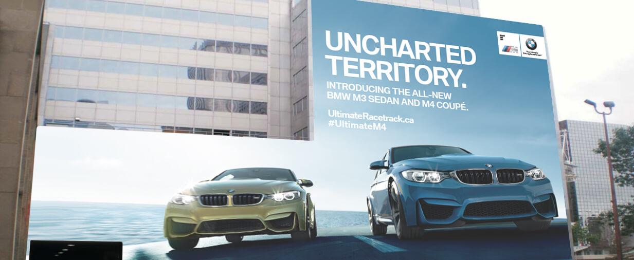 BMW_M4_Calgary_Mural