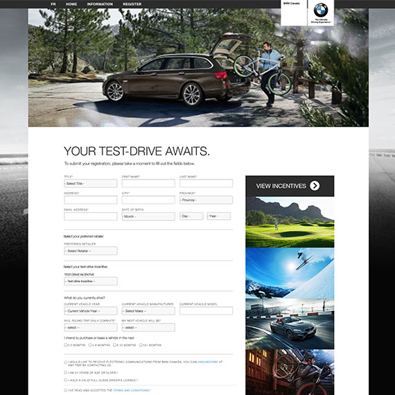 BMW AMEX